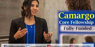 Camargo Core Fellowship