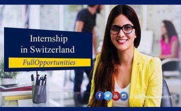 ETH Internship in Switzerland