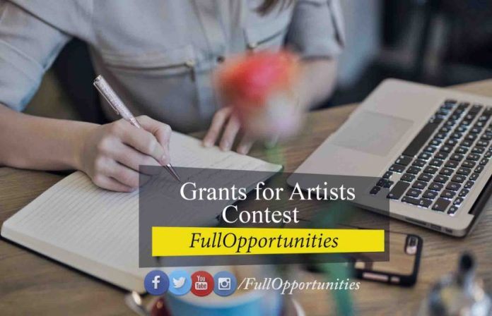 'Breathing Space' Grants for Artists, Collectives and Organizations