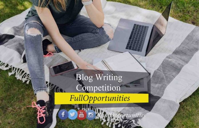 Blog Writing Competition