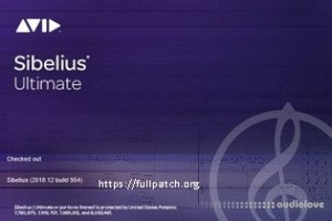 Avid Sibelius 2019.12 Build 1832 Full Crack