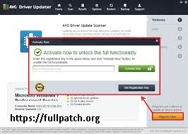 AVG Driver Updater 2.5 Crack with Full Activation Key 2020