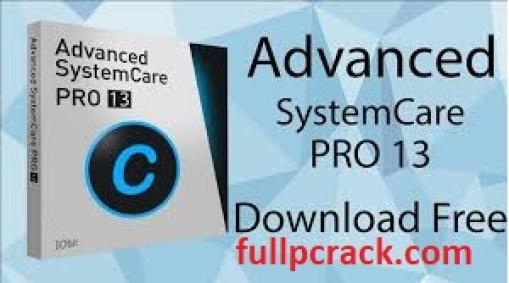Advanced SystemCare 14 License Key PRO (Crack)