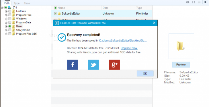 EaseUS Data Recovery Crack With License Code Latest