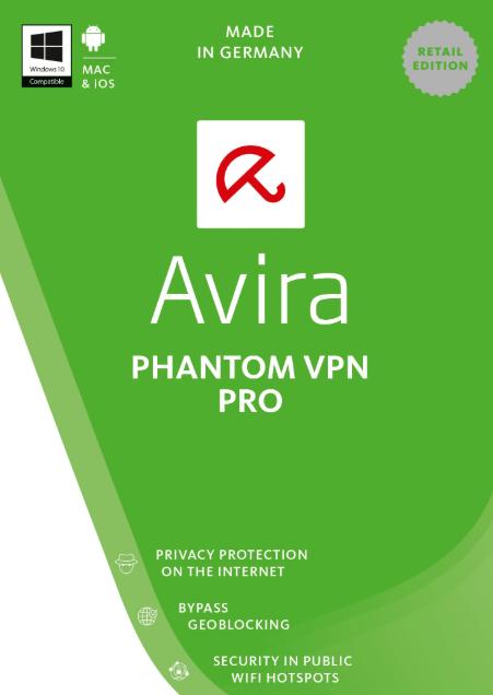 Avira Phantom VPN Pro 2.32.2.34115 Crack With License KEY [Latest]