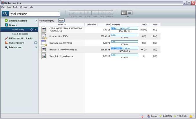 BitTorrent Pro 7.10.5 Build 45785 Crack + Keygen [Latest]