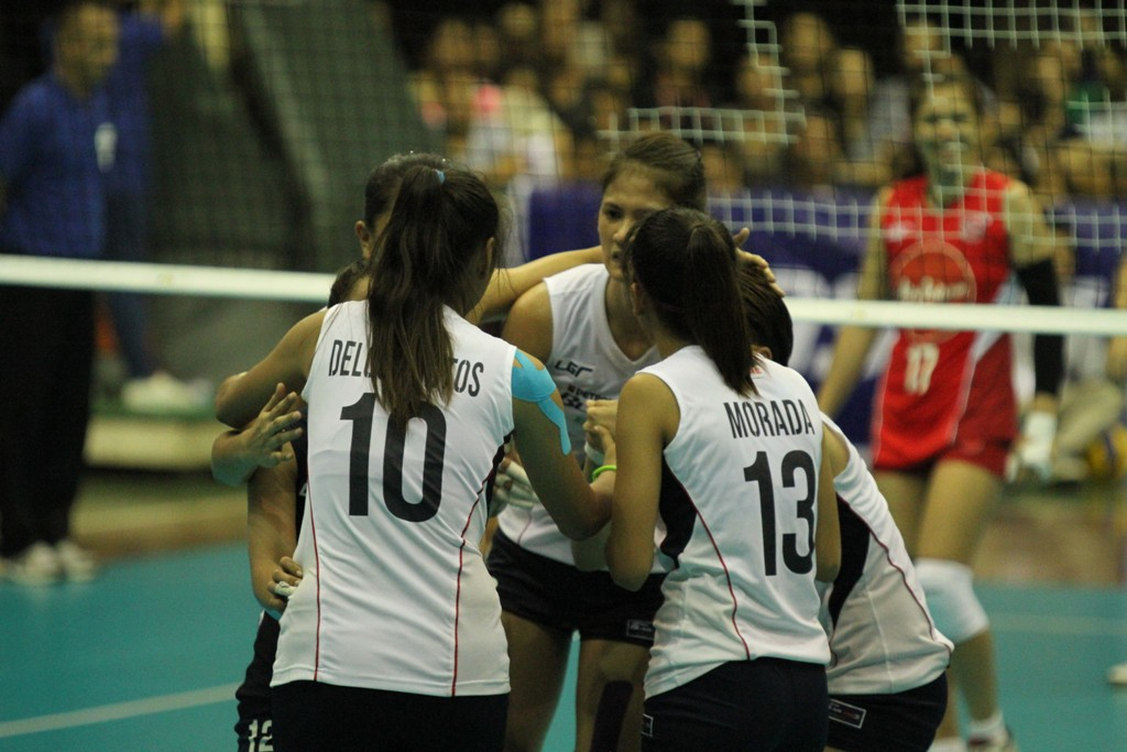 The Petron huddle