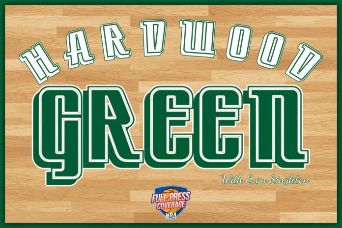 hardwood green