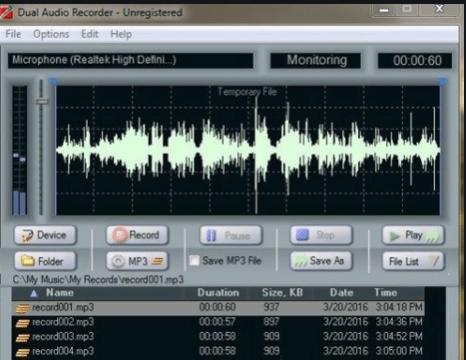 Dual Audio Recorder Crack& Registration Code {Final + Torrent}
