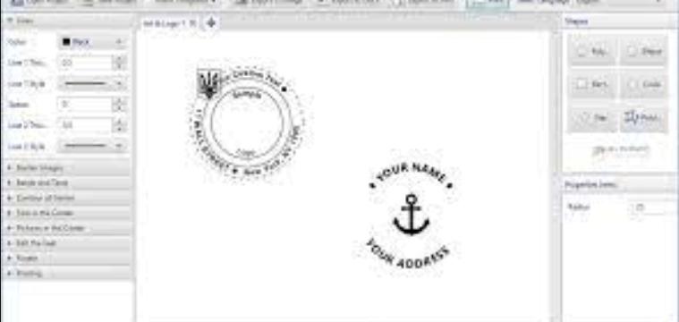 Stamp Seal Maker Crack + Registration Key Free Download