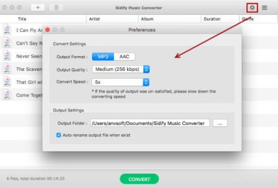 Sidify Music Converter 1.2.1 Crack + Serial Key Free Download