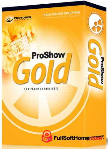 Photodex ProShow Gold 8.0.3648 Full + Crack [Latest] Free Download