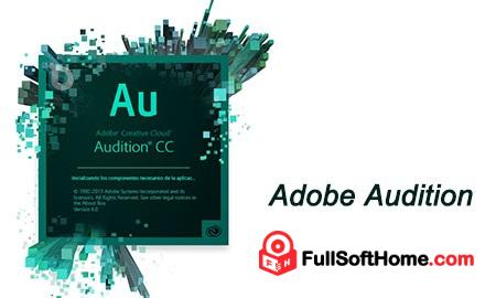 Adobe Audition CC 2017 v10.0.1.8 Full + Activators Free Download