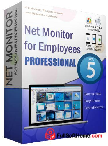 Net Monitor for Employees Pro 5.4.5 [Latest] Free Download