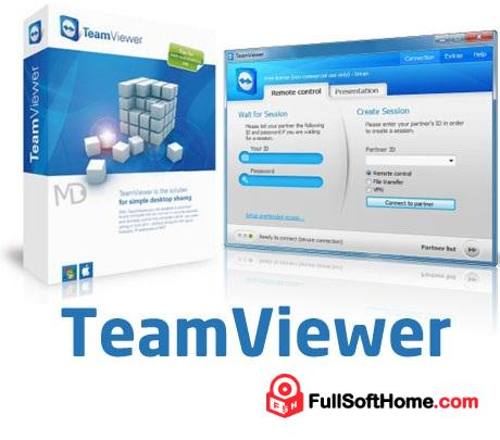 TeamViewer 12.0.81460 Final All Editions + Portable + RePack [Latest]