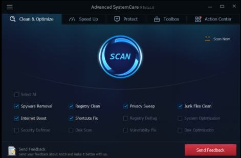 Advanced SystemCare PRO 10 Serial key