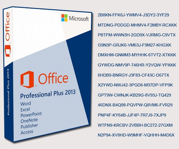 Microsoft Office 2013 Product Key Generator [Download]
