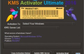 Windows KMS Activator
