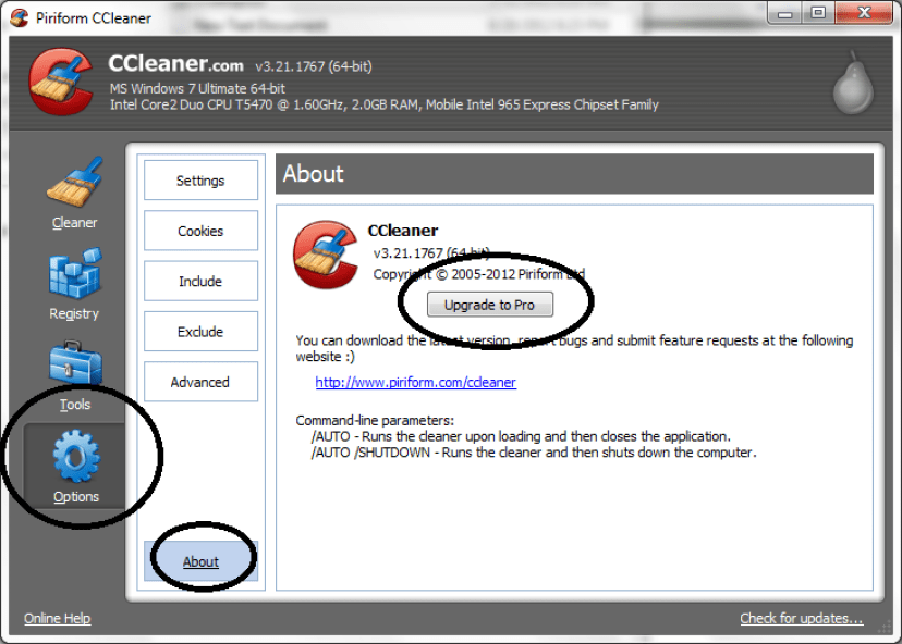 ccleaner professional plus crack latest version