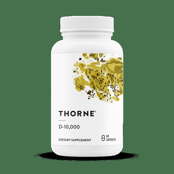 Vitamin D 10,000 mg 60 caps