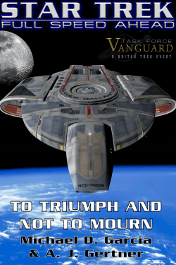 Star Trek: Full Speed Ahead, 'To Triumph and Not To Mourn'