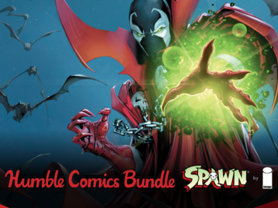 Name your price for the Humble Comics Bundle: Spawn