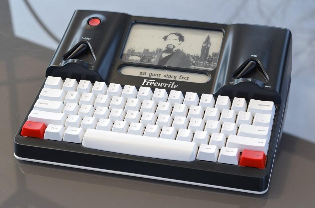 Review: Astrohaus Freewrite (2nd Gen) smart distraction-free typewriter
