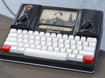Review: Astrohaus Freewrite (2nd Gen) smart distraction-free typewriter