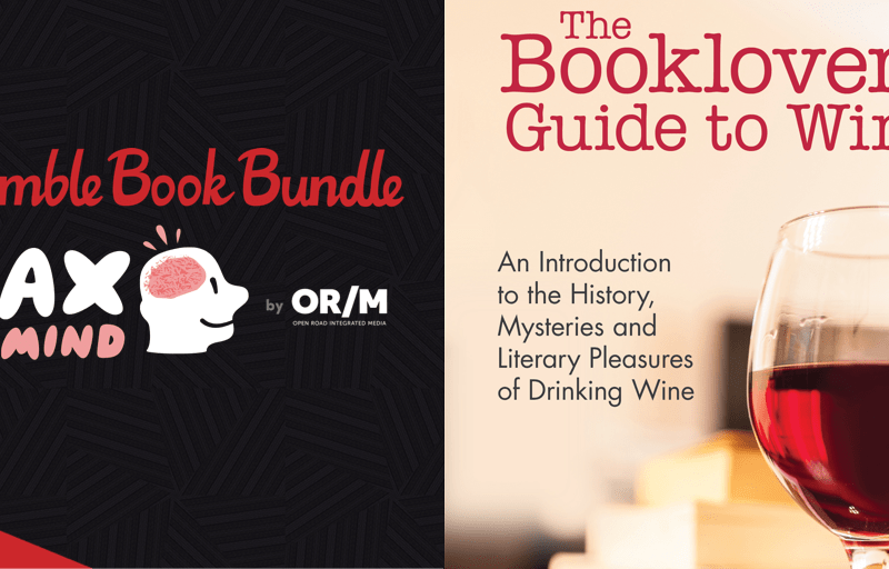 Pay what you want for The Humble Book Bundle: Max Your Mind by Open Road Media!