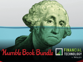 Pay what you want for The Humble Book Bundle: Financial Technology by Wiley!