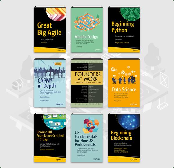 The Humble Book Bundle: Jumpstart Your Tech Career by Apress