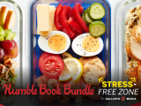 Name your own price for The Humble Book Bundle: Stress-Free Zone by Callisto Media!
