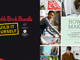 Pay what you want for the Humble Book Bundle: Build It Yourself by Chronicle Books & Princeton Architectural Press
