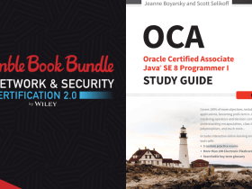 Pay what you want for The Humble Book Bundle: Network & Security Certification 2.0 by Wiley