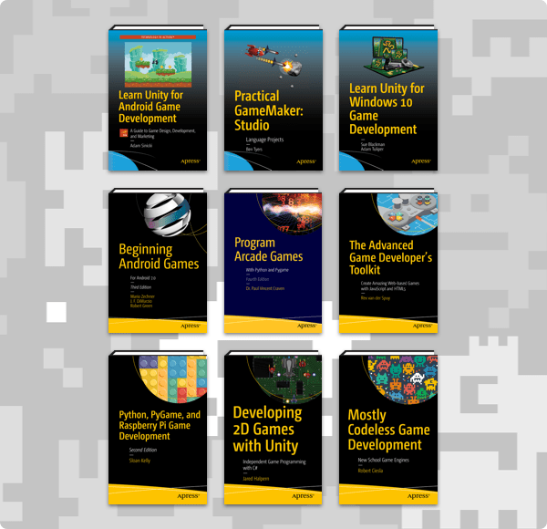 Humble Book Bundle: Developing Your Own Games by Springer