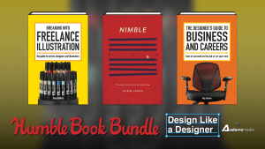 Pay what you want for The Humble Book Bundle: Design Like a Designer by Adams Media!
