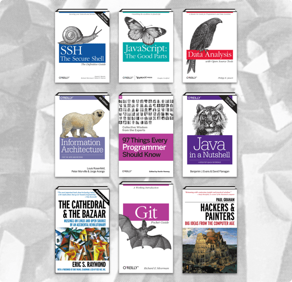 Humble Book Bundle: O'Reilly Classics by O'Reilly