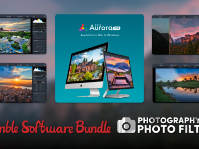 Pay what you want for The Humble Software Bundle: Photography and Photo Filters