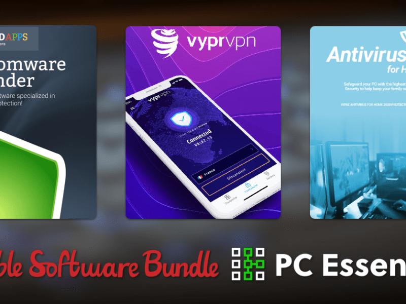 Starts at just $1 - Humble Software Bundle: PC Essentials with 3DMark, Dashlane Premium, VyprVPM Premium, and more!