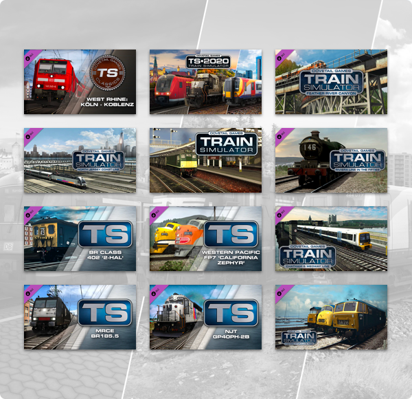 Humble Train Simulator Bundle