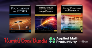 Just $1 - Get ebooks like Mathematics for Computer Graphics and Game Programming, Flight Science, The Special Theory of Relativity, Foundations of Physics, and more!