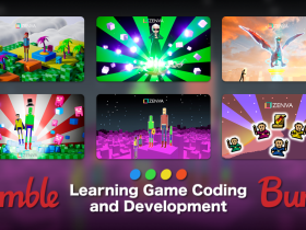 Just $1 - The Humble Learning Game Coding and Development Bundle - On-demand courses featuring video lessons, PDF notes, full source code, and offline access!