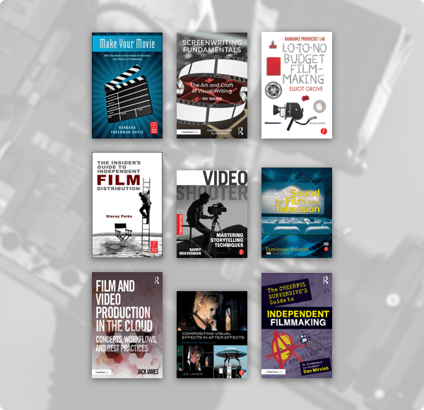 Become a Filmmaker Book Bundle