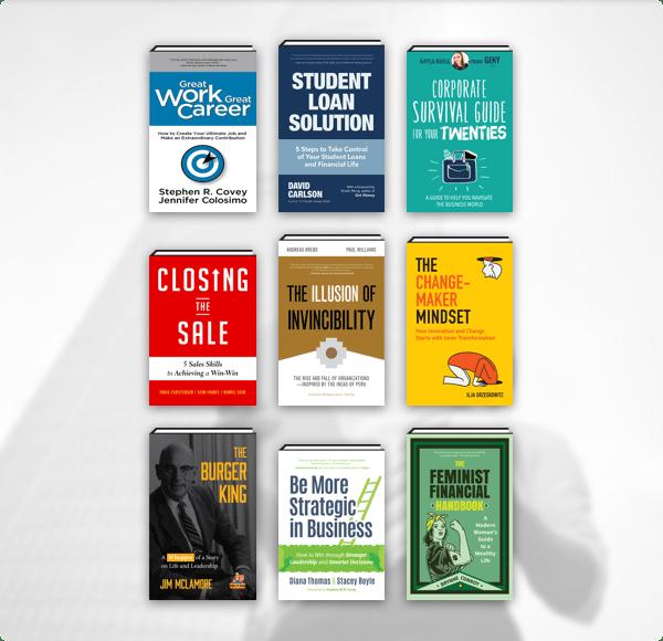 The Geek Today, Boss Tomorrow Book Bundle