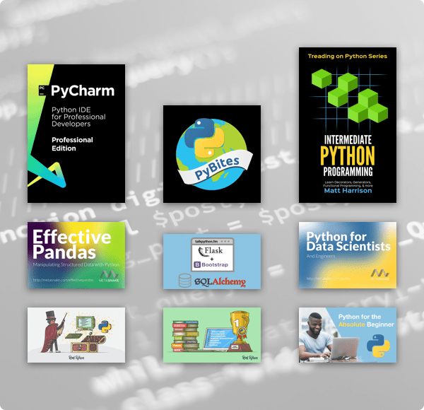 HUMBLE SOFTWARE BUNDLE: LEARN PYTHON PROGRAMMING WITH PYCHARM