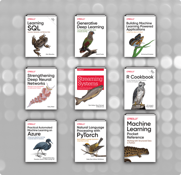 Humble Book Bundle: Data & AI by O'Reilly