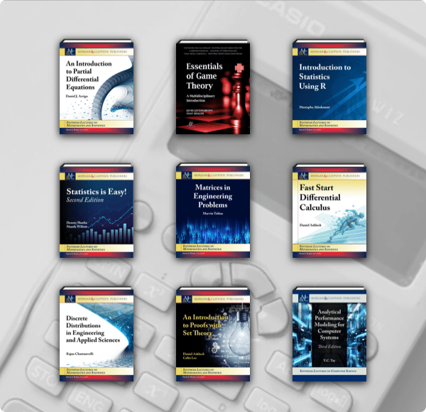 The Humble Book Bundle: Applied Math & Statistics Toolkit