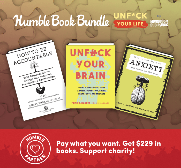 Purchase Humble Books Bundle: Unf*ck Your Life by Microcosm