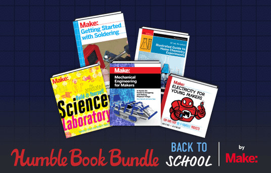 Make is taking you back to school!