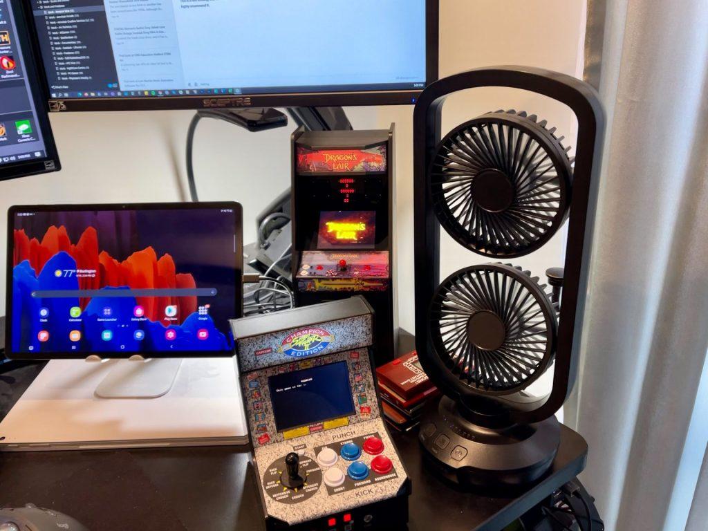 Review: Dr. Prepare Tower Desk Fan
